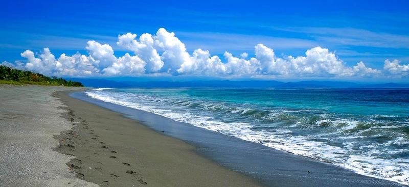 Platanares Beach 1 || Costa Rica Beaches