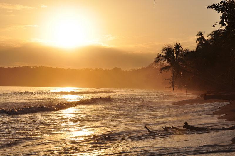 Costa Rica Sunrise || Blue Osa Travels