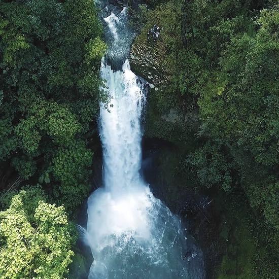 la paz waterfalls costa rica blue osa travels nature tour